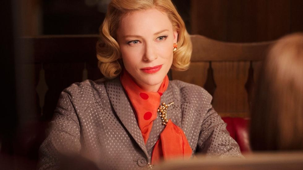 Cate Blanchett speelt mogelijke hoofdrol in 'Ocean's Eleven'-reboot