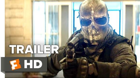 Trailer 'Marauders': Bankovervallers hebben het op Bruce Willis gemunt