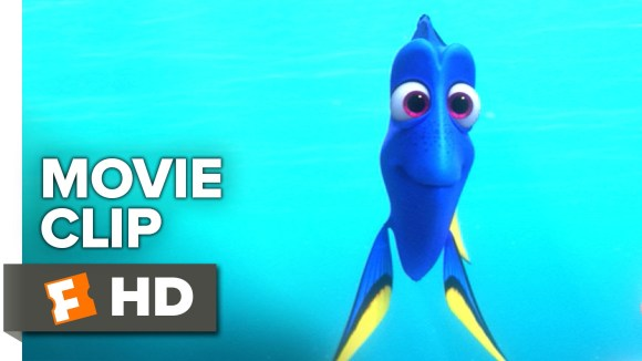 Finding Dory Clip: Jewel of Morro Bay California