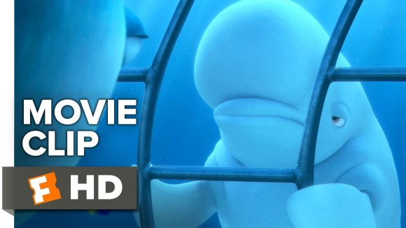 Finding Dory Clip: You're a Beluga