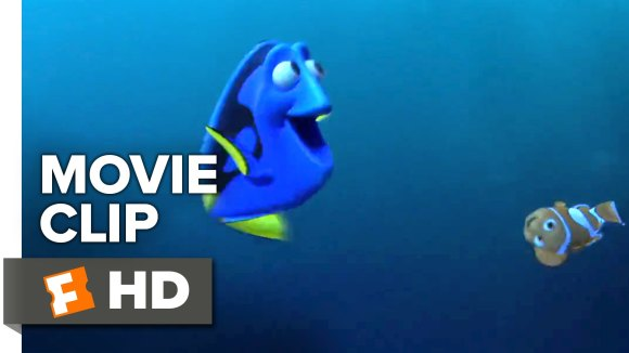 Finding Dory Clip: Totally Sick