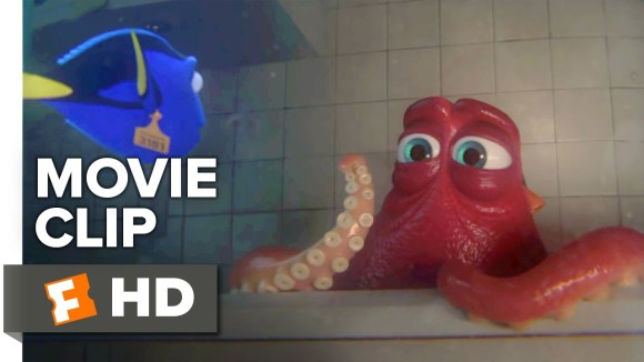 Finding Dory Clip: Meet Hank