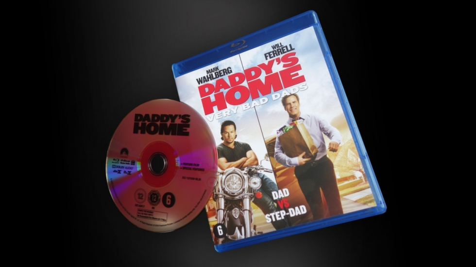 Blu-Ray Review: Daddy's Home