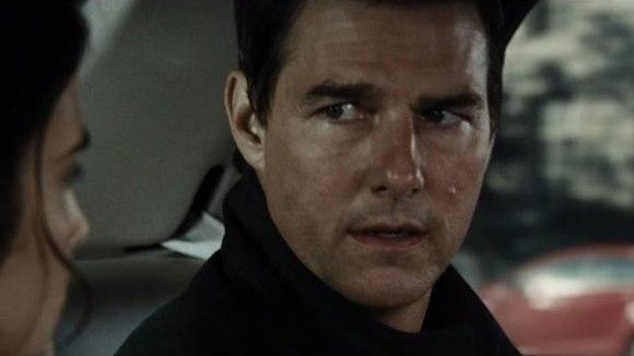 Jack Reacher: Never Go Back - Eerste beelden ET