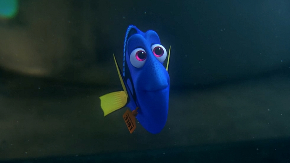 'Finding Dory' vindt memorabel Box Office-record