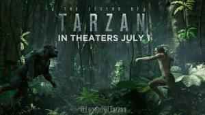 The Legend of Tarzan (2016) video/trailer