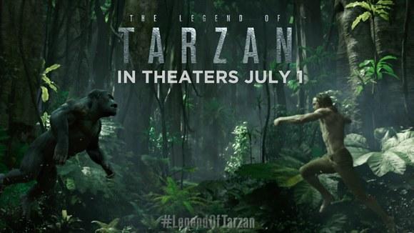 The Legend of Tarzan - Final Trailer