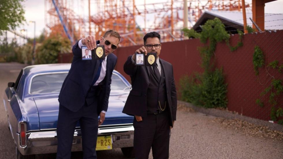 Skarsgård en Peña als corrupte agenten in trailer 'War on Everyone'