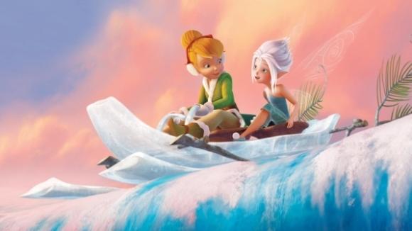 Tinker Bell en het Geheim van de Vleugels
