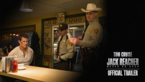Jack Reacher: Never Go Back (2016) video/trailer