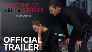 Keeping Up with the Joneses (2016) video/trailer