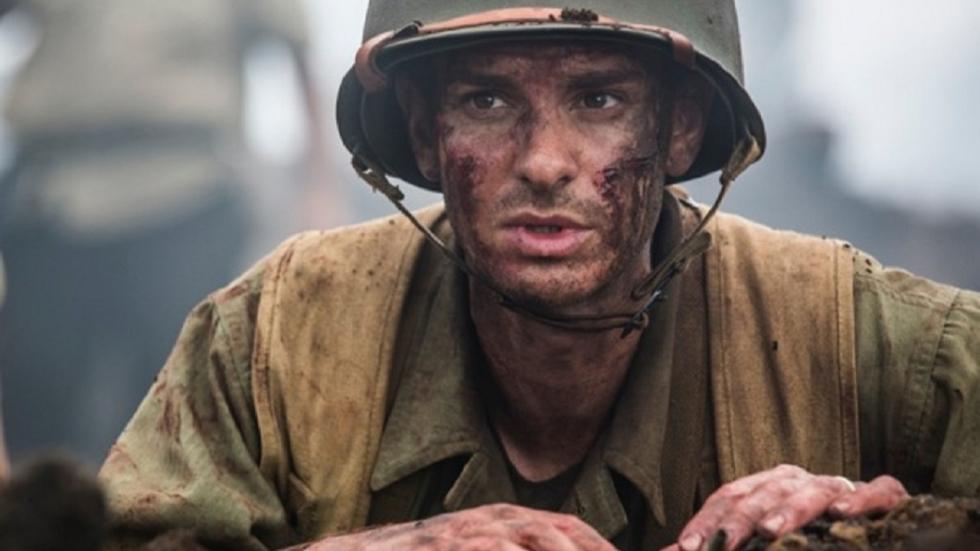 Eerste poster Mel Gibsons WWII-film 'Hacksaw Ridge'