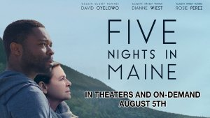 Five Nights in Maine (2015) video/trailer