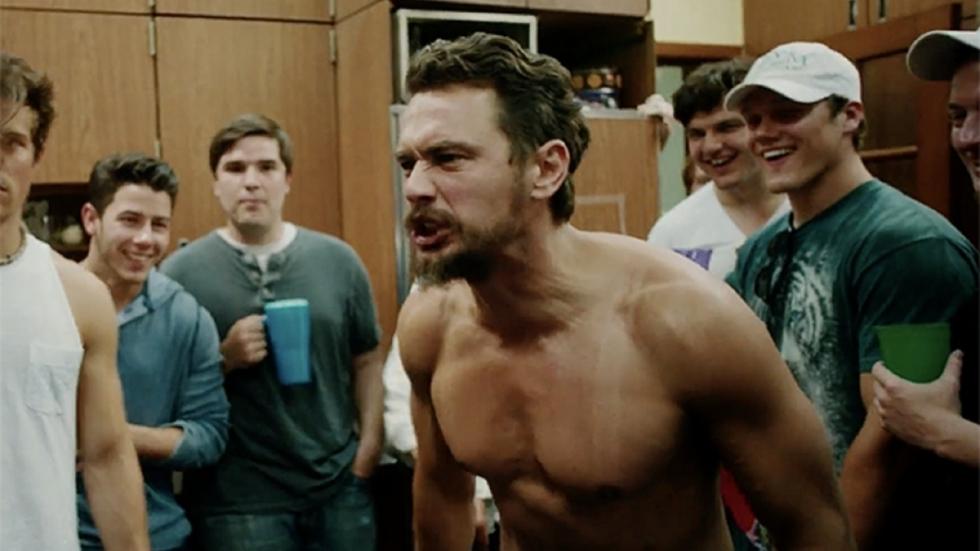 James Franco en duistere sociëteiten in eerste trailer 'Goat'