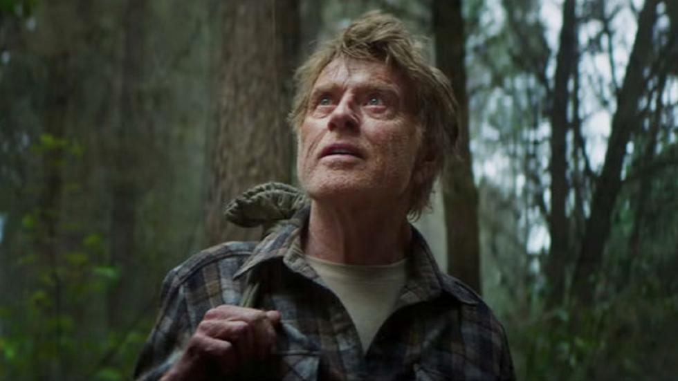 Robert Redford en Bryce Dallas Howard in eerste clip 'Pete's Dragon'