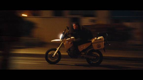 Jason Bourne - Clip: Bourne Steals Motorcycle