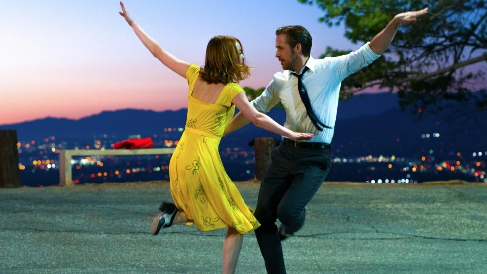 Teaser trailer 'La La Land' met Emma Stone en Ryan Gosling