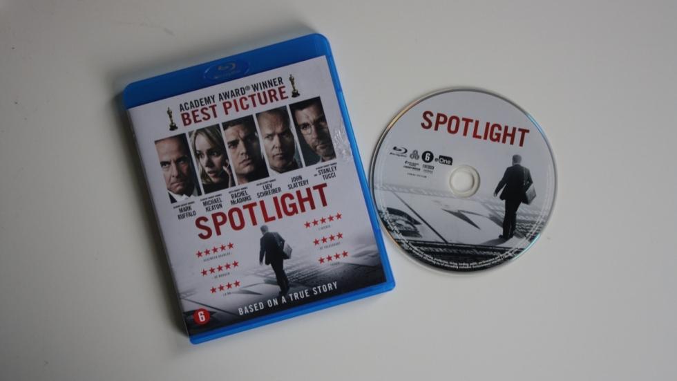 Blu-ray recensie: 'Spotlight'