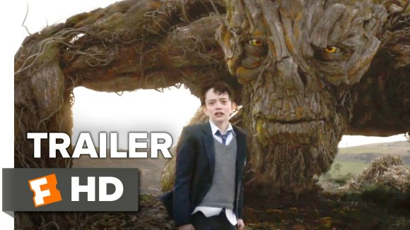 A Monster Calls -Official Trailer 1