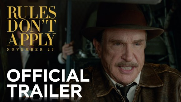 Rules Don't Apply - Official Trailer