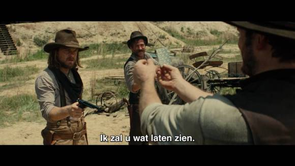 The Magnificent Seven - Trailer