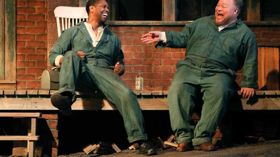 Denzel Washington gaat voor de Oscars