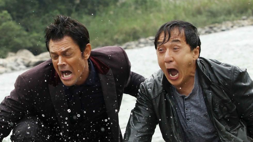 Tweede Trailer 'Skiptrace': Johnny Knoxville irriteert Jackie Chan mateloos