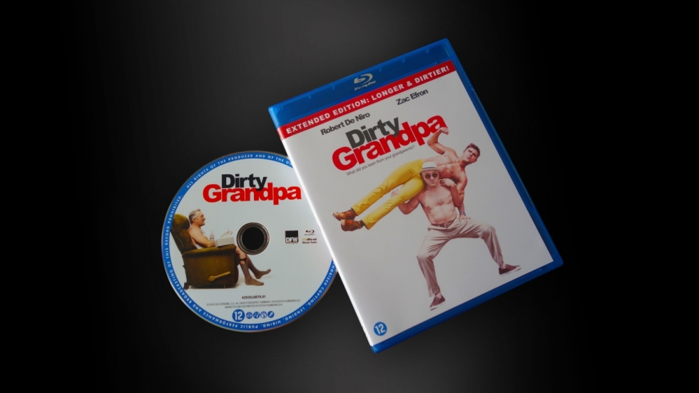 Blu-Ray Review: Dirty Grandpa