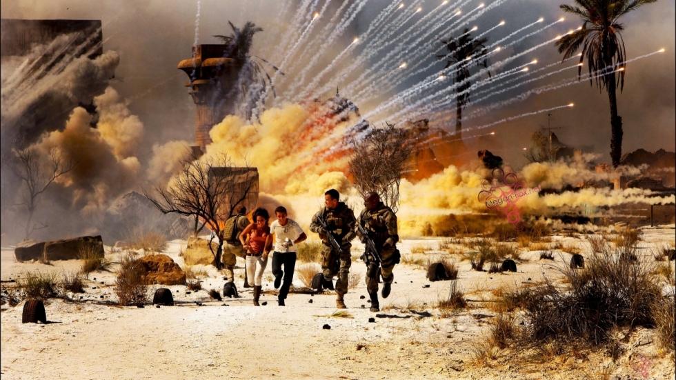 Meer explosies in setvideo 'Transformers: The Last Knight'