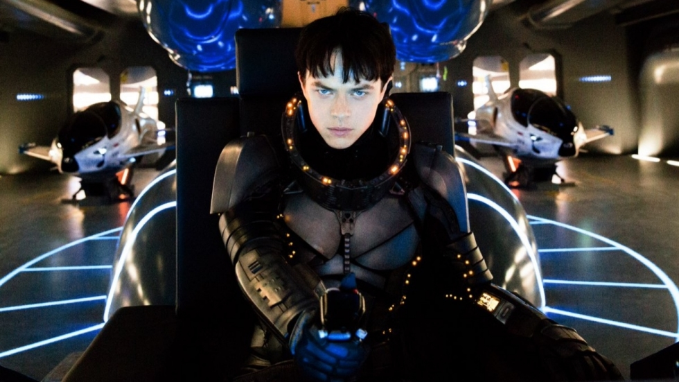 SDCC2016: Nieuwe foto 'Valerian and the City of a Thousand Planets'