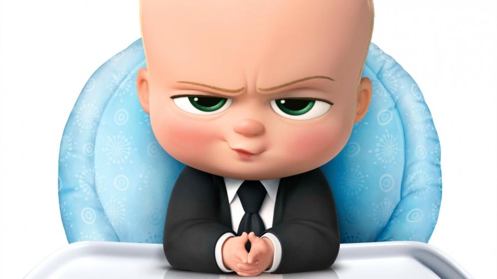 SDCC2016: Eerste poster animatiekomedie 'Boss Baby'