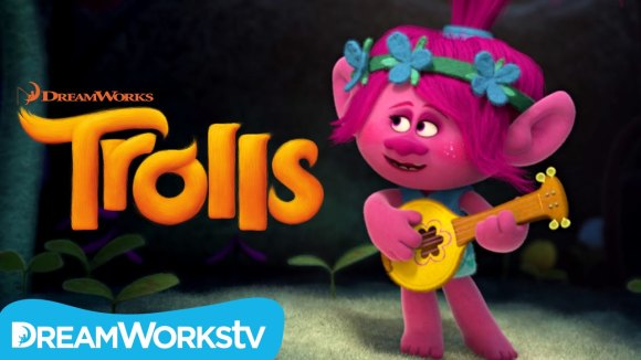 Trolls - Sounds of Silence clip