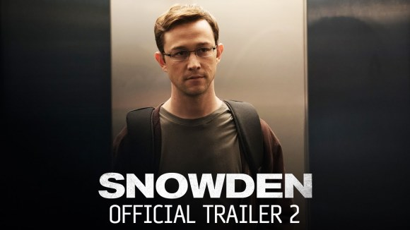 Snowden - Official Trailer 2