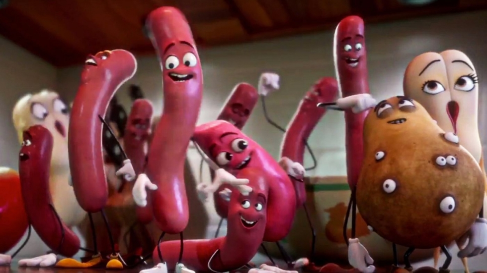 SDCC2016: Nieuwe red band trailer 'Sausage Party'