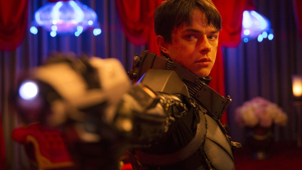SDCC2016: Omschrijving beelden 'Valerian and the City of a Thousand Planets'