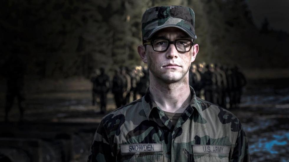 SDCC2016: Nieuwe trailer 'Snowden'