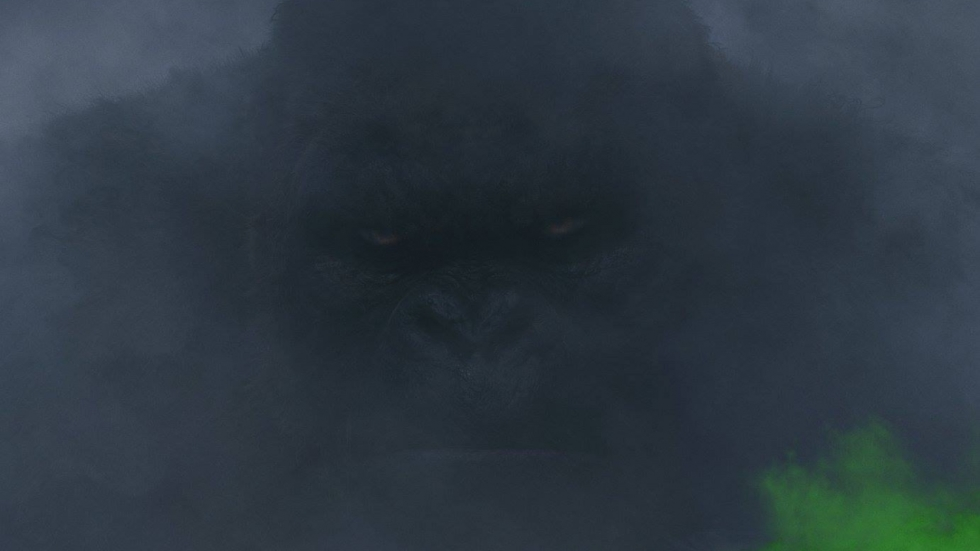 SDCC2016: Eerste beeld King Kong in 'Kong: Skull Island'!