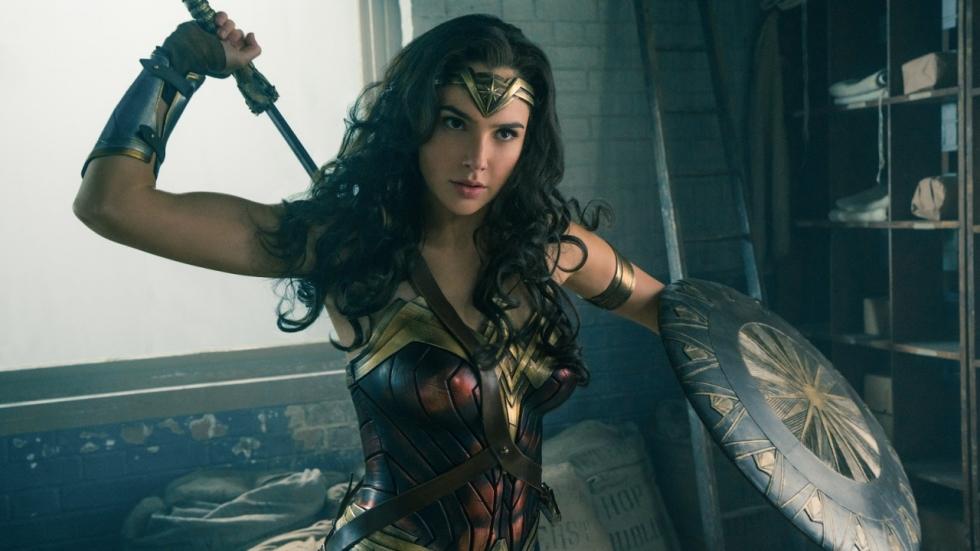 SDCC2016: Eerste officiële poster 'Wonder Woman'