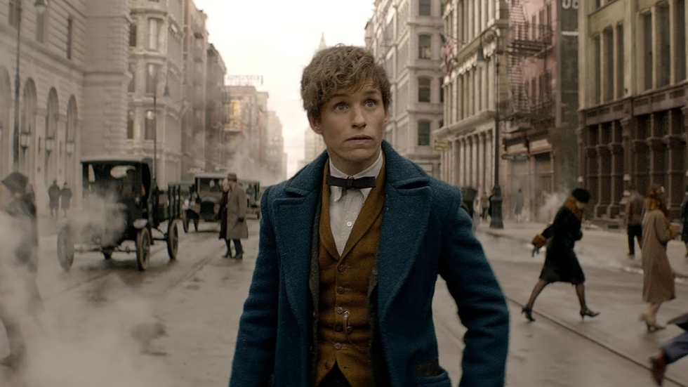 SDCC2016: Nieuwe poster 'Fantastic Beasts and Where To Find Them'