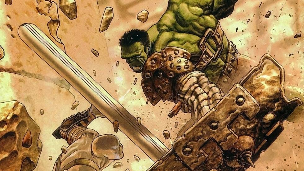 SDCC2016: Wapenpantser Hulk in 'Thor: Ragnarok' onthuld
