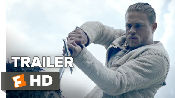 King Arthur: Legend of the Sword - Official Comic-Con Trailer