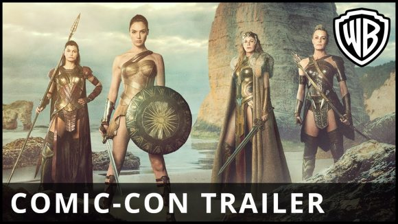 Wonder Woman - Comic-Con Trailer