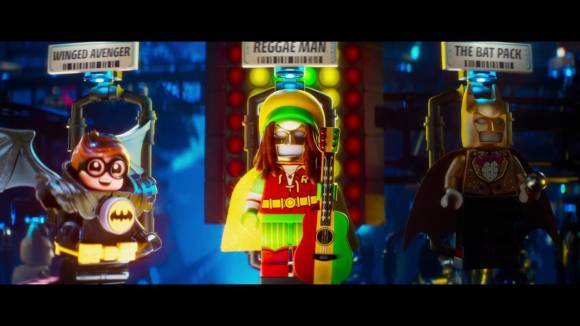 The Lego Batman Movie - Comic-Con Trailer