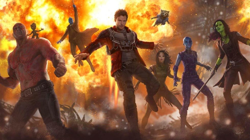 SDCC2016: James Gunn uitgebreid over 'Guardians of the Galaxy Vol.2'