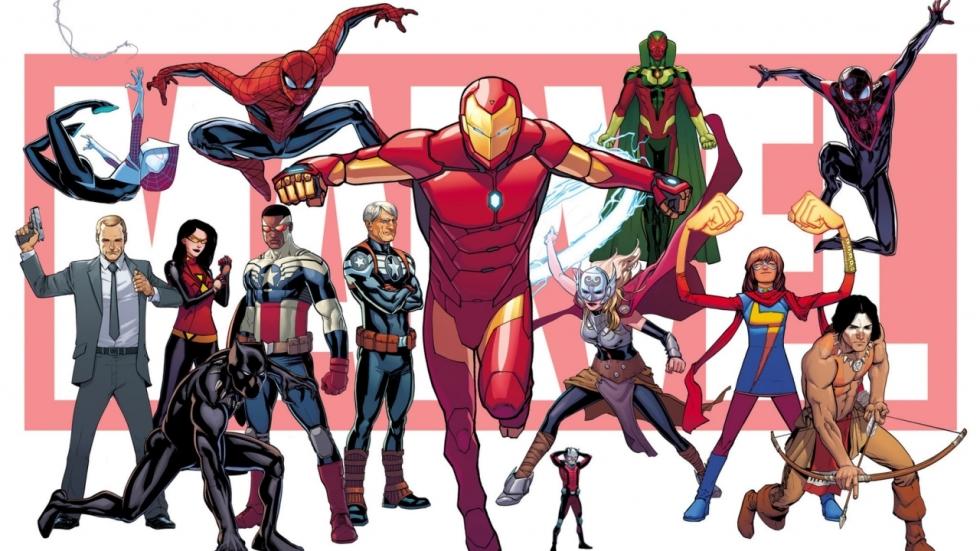 SDCC2016: Toffe foto met Marvel cast & crew