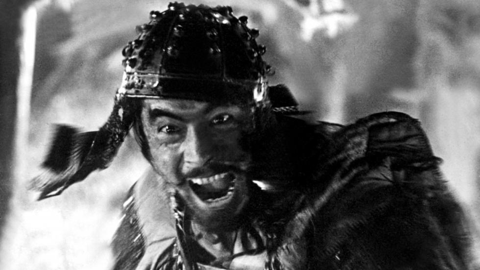 'Seven Samurai' en 'Prevenge' in Venetië