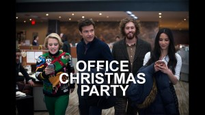 Office Christmas Party (2016) video/trailer