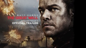 The Great Wall (2016) video/trailer