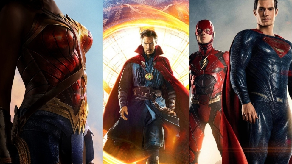POLL: Trailers 'Justice League', 'Wonder Woman' & 'Doctor Strange'