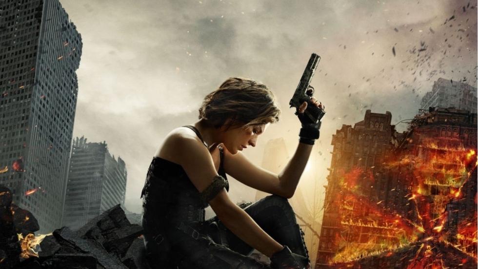 UPDATE: Uitgebreidere trailer 'Resident Evil: The Final Chapter'